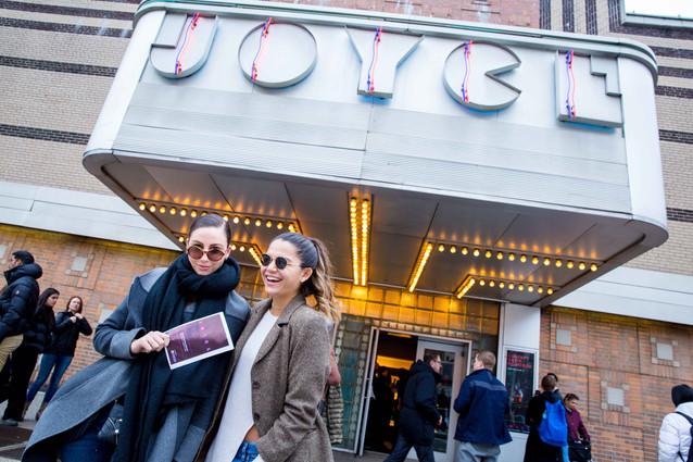 The Joyce, PWYD Campaign
