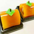 季節の上生菓子「かき」