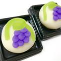 季節の上生菓子「ぶどう」