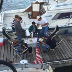 dock party