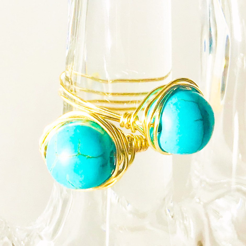 Turquoise Gemstone is the hot trend in jewellery this season