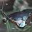 Thumbnail: Aquamarine Lotus Bud Pendant