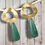 Thumbnail: Aventurine Drop Earrings