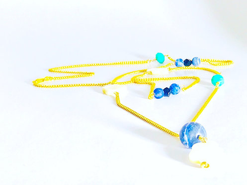 Long Fashioned Necklace