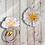 Thumbnail: Two Lotus Flower Ring