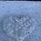 Thumbnail: White Angel Aura Heart Cluster
