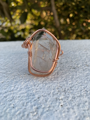 Chlorite Statement Bracelet