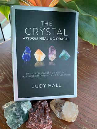 Crystal Wisdom Healing Oracle Deck