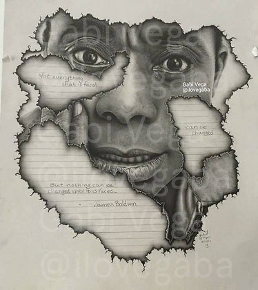 James Baldwin  [Original]