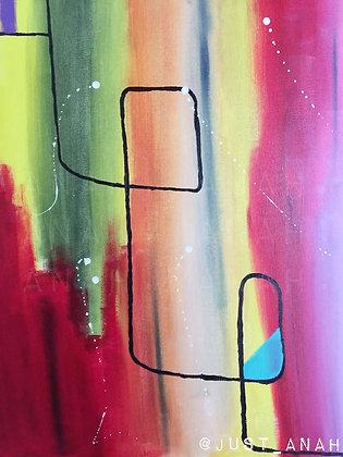 No 8. [acrylic]