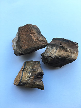 Tiger Eye Chunks