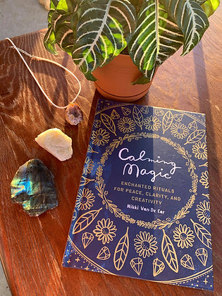 Calming Magic Book