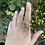 Thumbnail: Rutilated Quartz Adjustable Ring