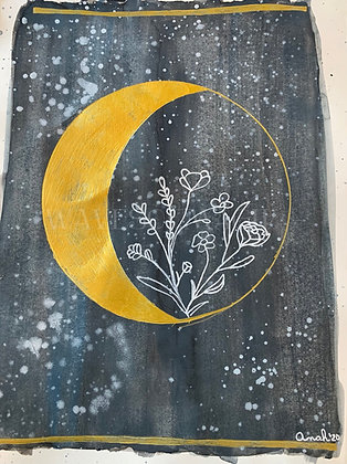 Moon Flowers 001
