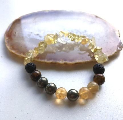 Abundance   Wealth Bracelet