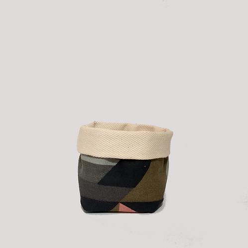 Stoffkörbchen (bunt) - S