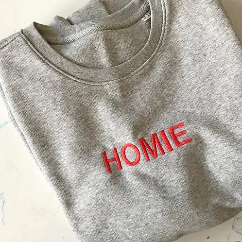 Unisex HOMIE Sweatshirt | 100% Bio & Fair