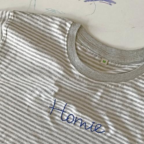 HOMIE T-Shirt für Männer | 100% Bio & Fair