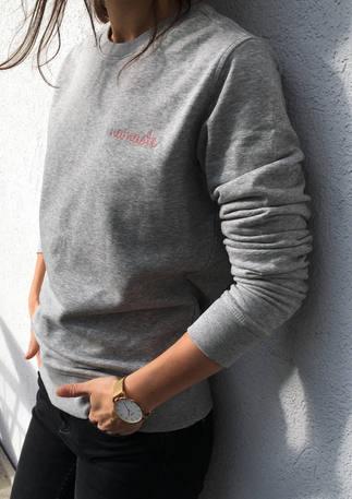 NUU BERLIN sweater