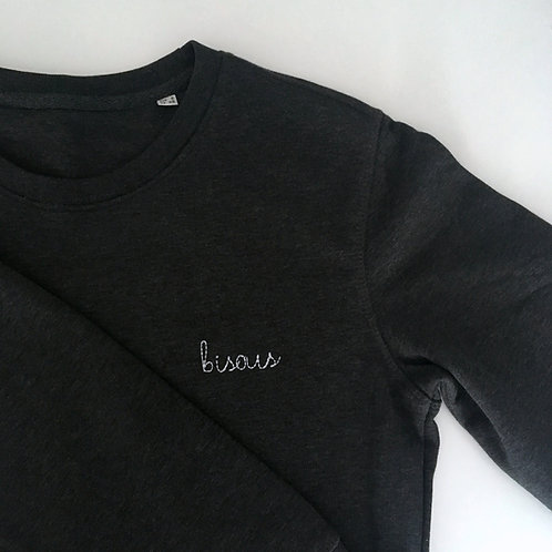 Unisex Statement Sweatshirt | 100% Bio & Fair