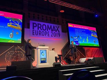 "Promax 2019 ""Put Music First"""