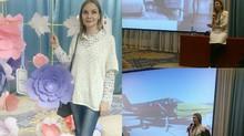 Мастер-класс Дианы Балашовой