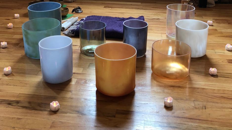 Trauma Informed Yoga + Sound bath - POSTPONED!!