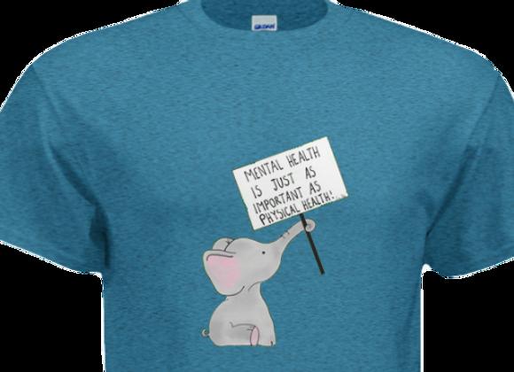 Blue Mental Health T-Shirt