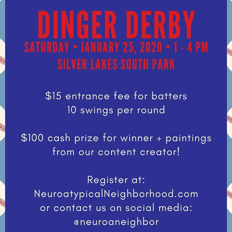 1st Annual Dinger Derby
