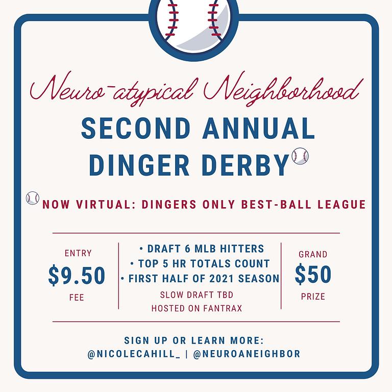 2nd Annual Dinger Derby - Best-Ball League