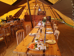 Cestrian Bars East - Tipi Wedding Bar 1.