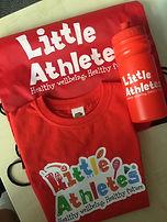 Little Atheletes Red T-Shirt Bundle.jpg