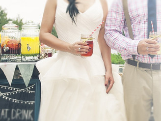 Personalise Your Wedding with Bride & Groom Cocktails!
