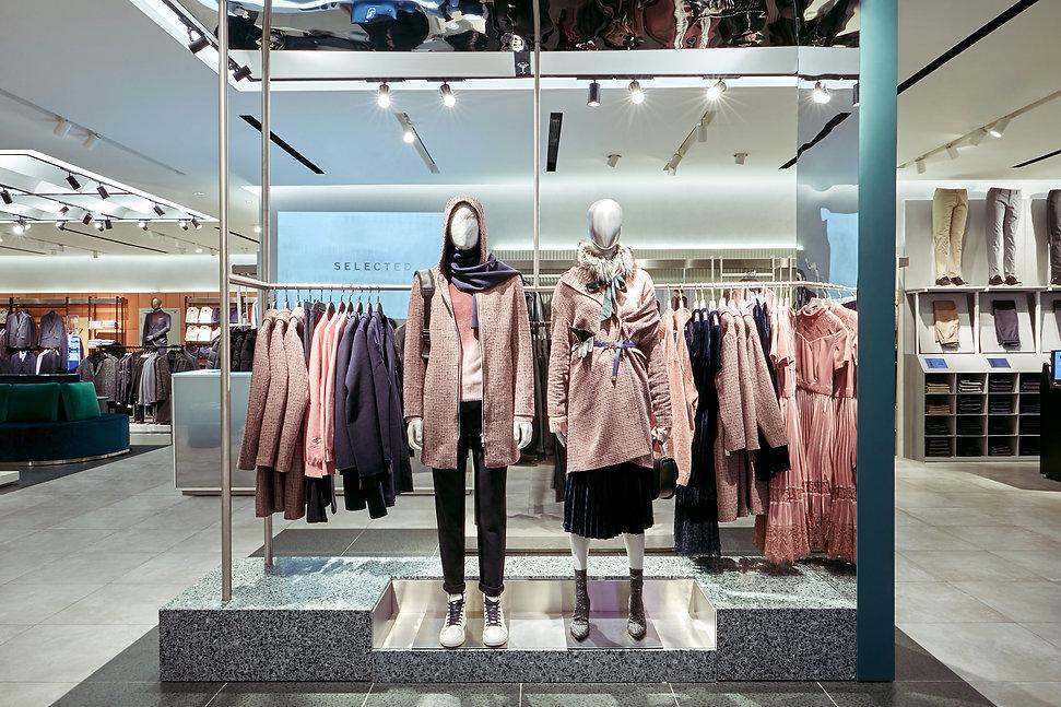 Selected China Fashion Clothing Design 3D Photograph