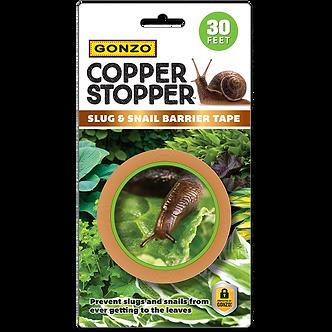 GONZO® 9000 Copper Stopper™ Slug & Snail Barrier Tape