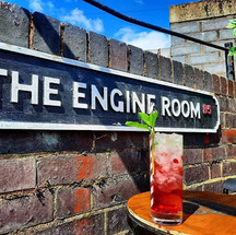 Cocktails at The Engine Room
