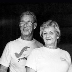 Elmer and Barbara Stailing