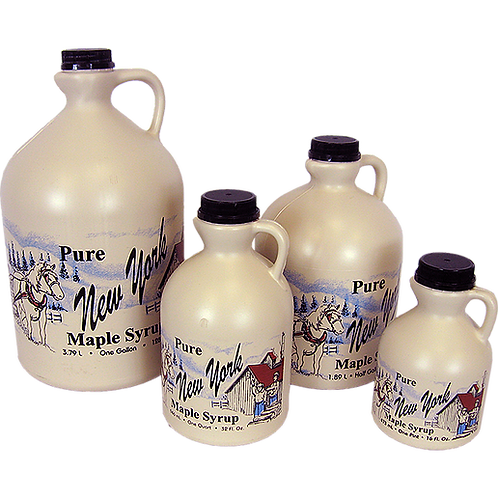 Maple Syrup Jug - 3.4 oz