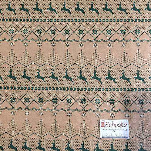 Oh Deer - 100% Cotton Flannel