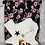 Thumbnail: Teresa Rose Black - Rayon Spandex Knit