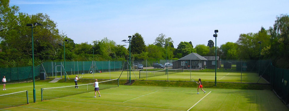 Hatch End Lawn Tennis Club
