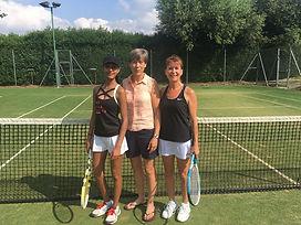 Ladies Final