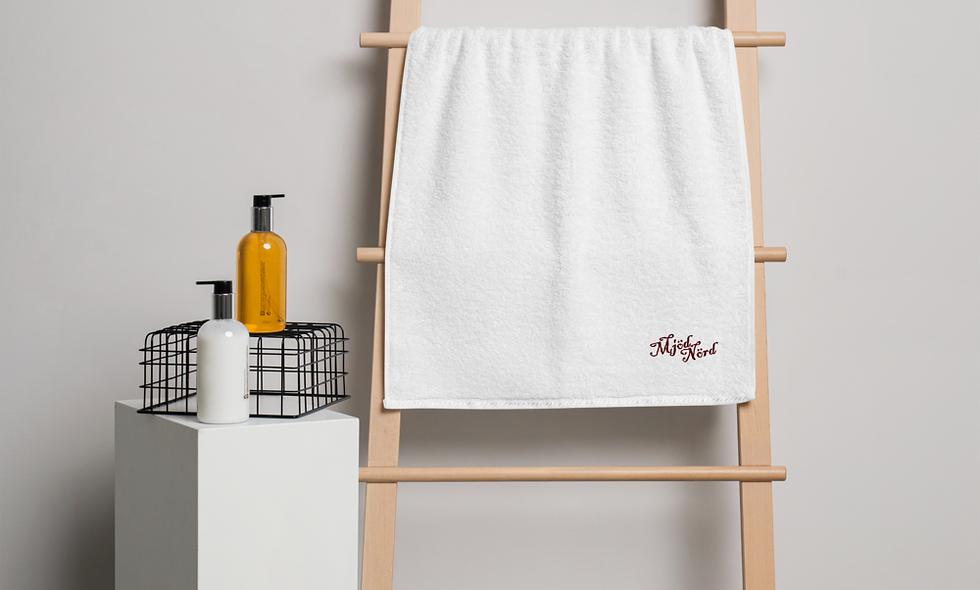 Mjöd Nörd Light Turkish Cotton Towel