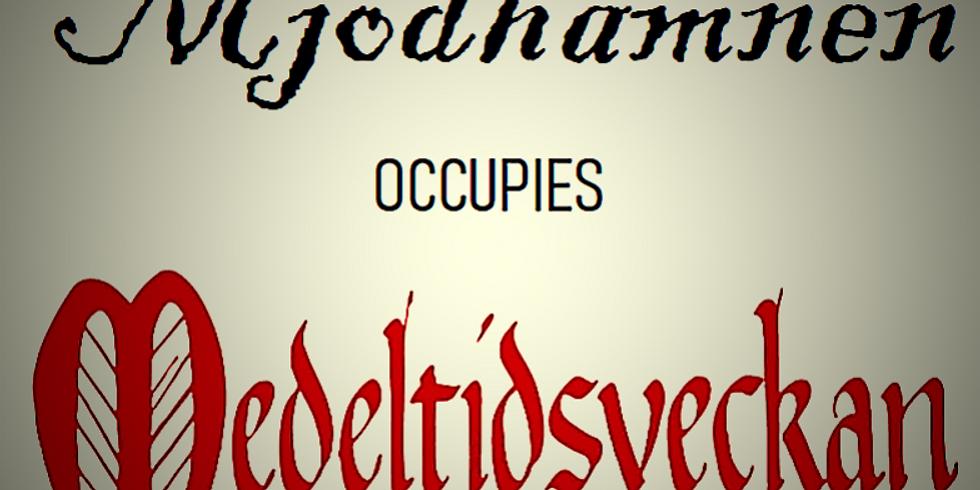Mjödhamnen occupies Medieval Week