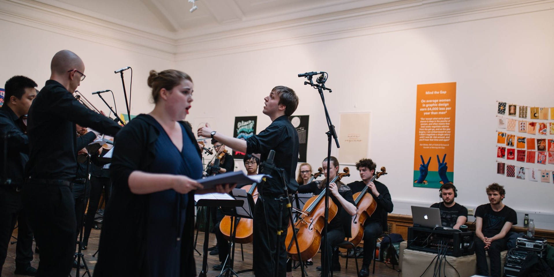 The Ripieno Players with Imogen Russell