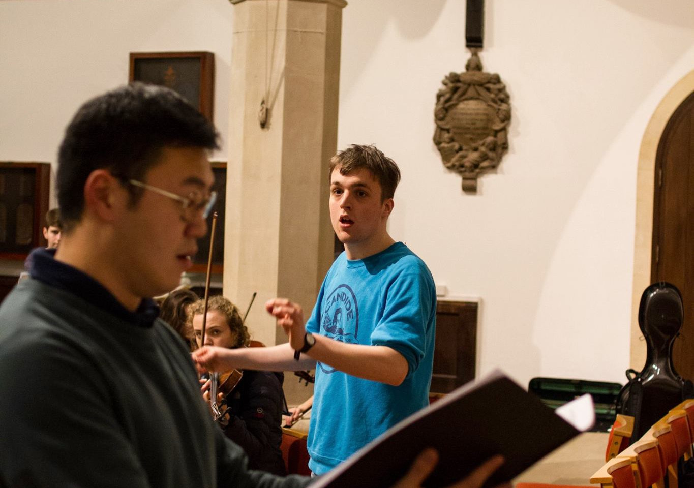 The Ripieno Players with John Lee