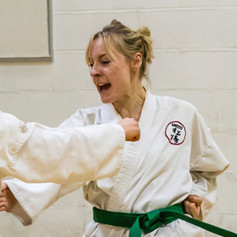 Shotokan Karate - 1 KYU Brown&Red Belt