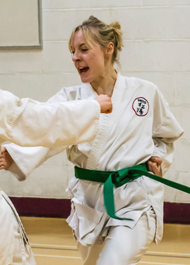 Shotokan Karate - Brown Belt