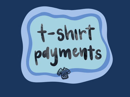 T-Shirt Payments