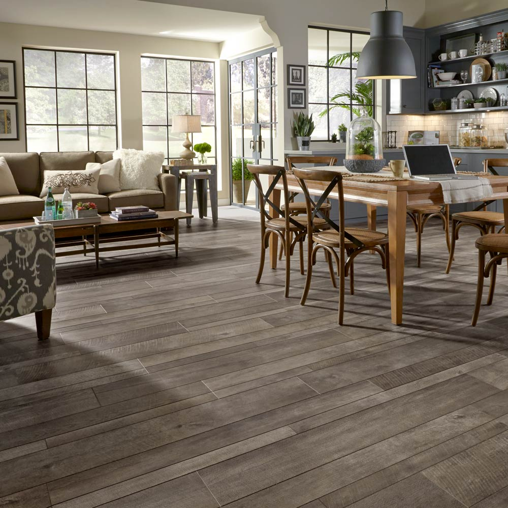 KeystoneOak Iron Laminate